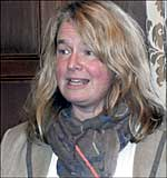 Rebecca Speight of the National Trust
