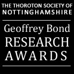 Link to Geoffrey Bond Research Awards