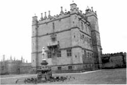 The Keep or Little Castle, Bolsover.