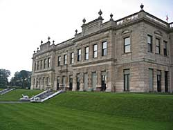 Brodsworth Hall.
