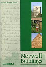 Cover of Norwell Heritage Booklet