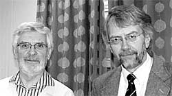 Howard Fisher and John Beckett