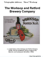 Cover of The Worksop and Retford Brewery Company