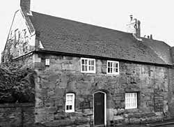 Chantry Cottage.